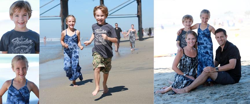 family photo Oceanside CA