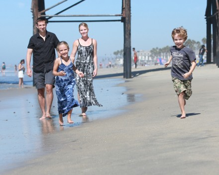 family portrait Oceanside