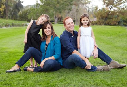 family photo Temecula, CA