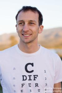 Aaron Sheidies portrait