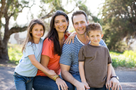 family portrait, Oceanside