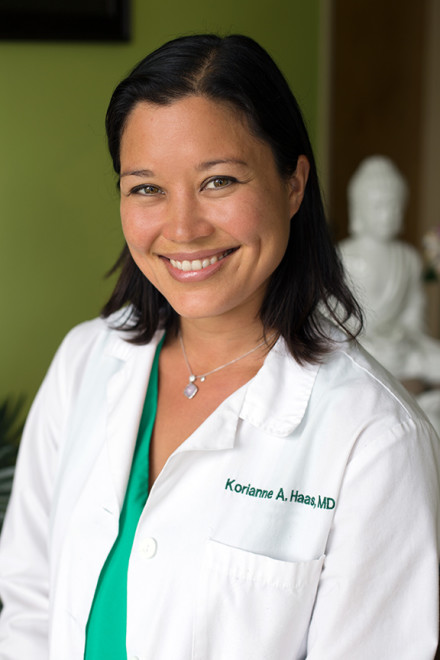Dr Korianne Haas headshot
