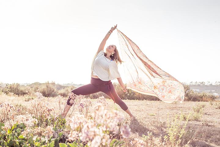 Faye McGarry yoga