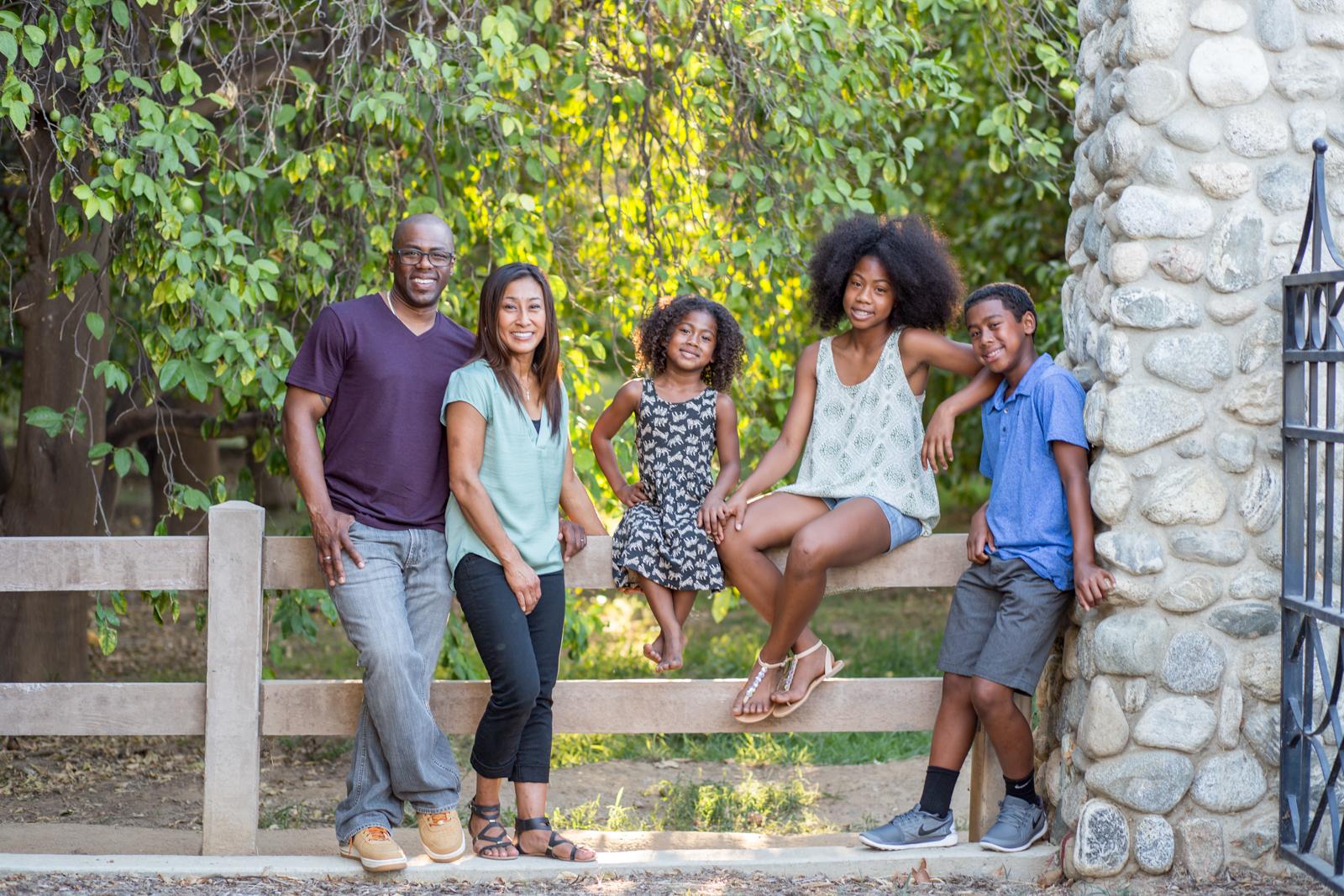 Hopkins Family August 2015