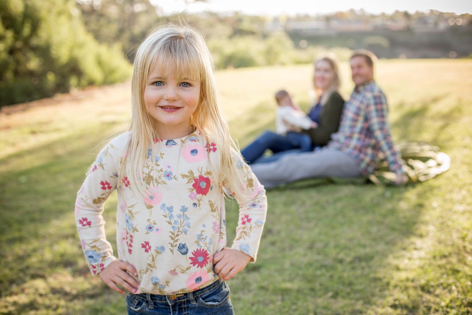 Family photo Oceanside