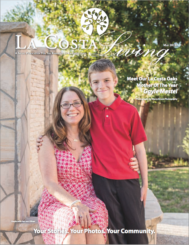 La Costa Living Magazine