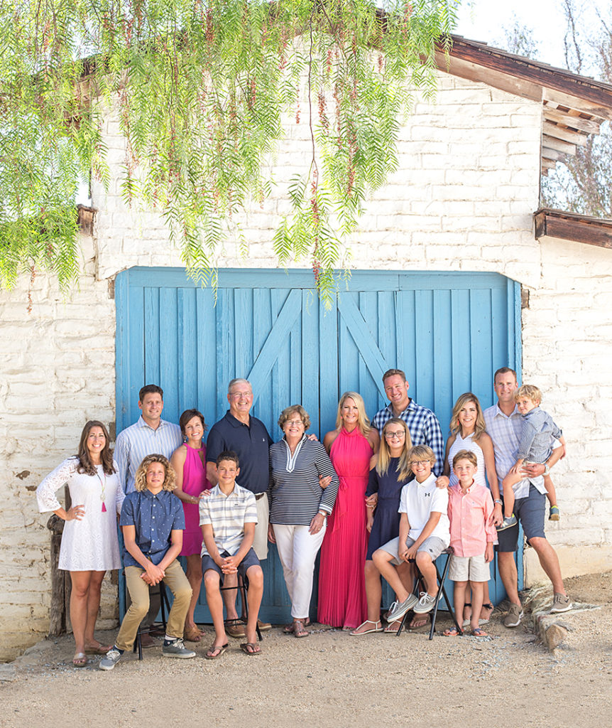 Carlsbad Family portrait, photo