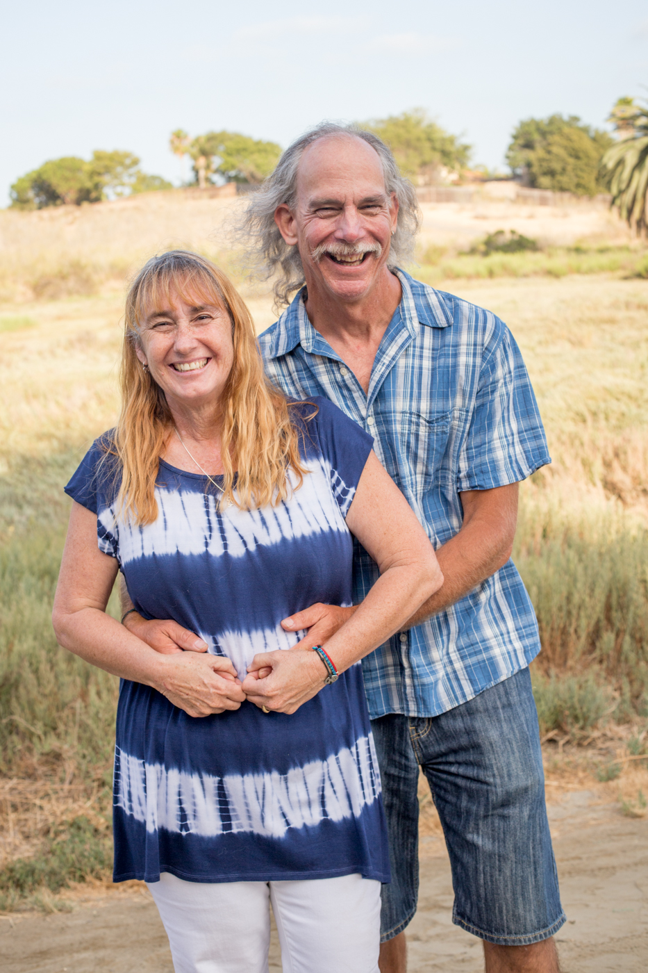 Oceanside large family photo