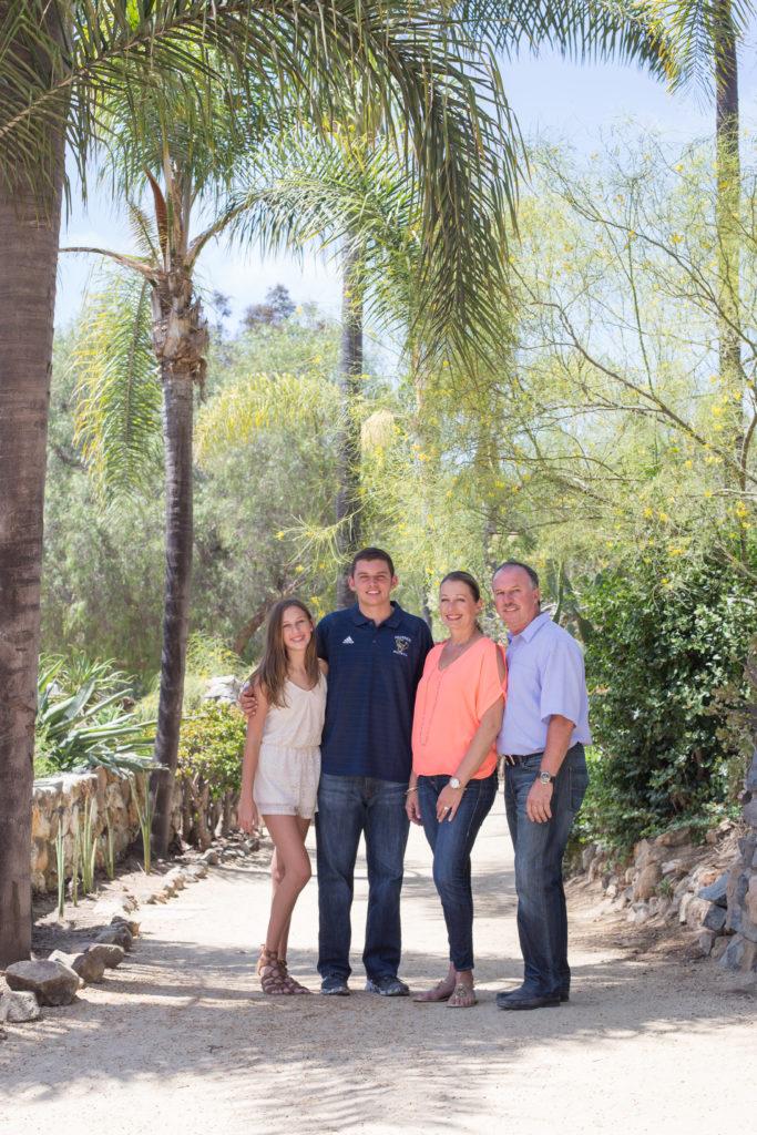 family photo carlsbad
