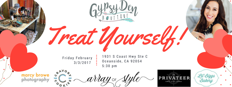 oceanside styling party