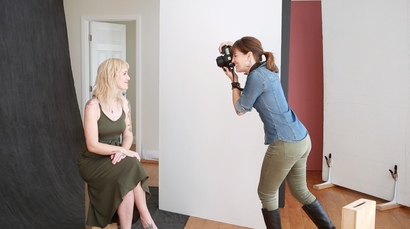 san diego branding photographer behind the scenes marcy browe