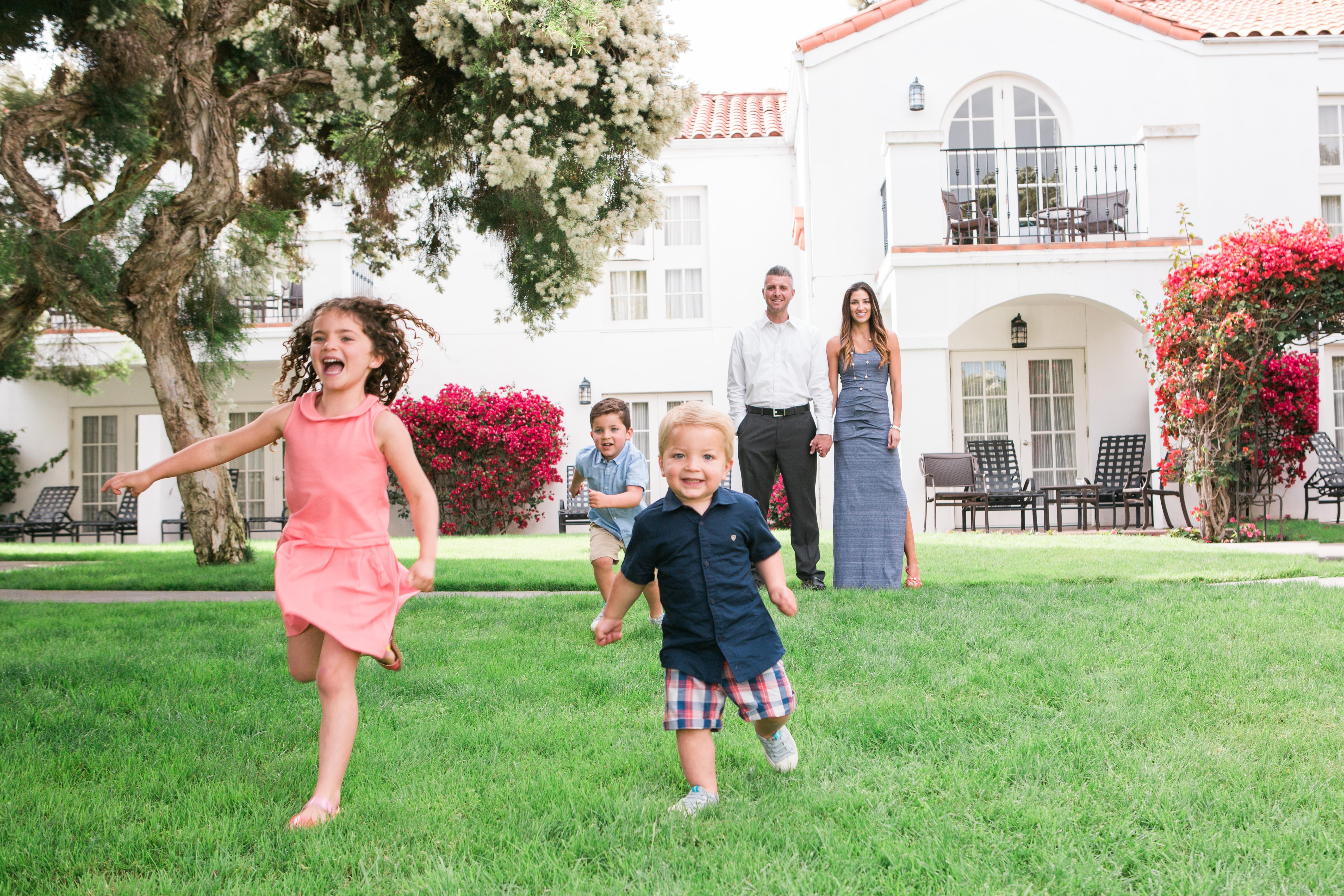 family photo la costa carlsbad
