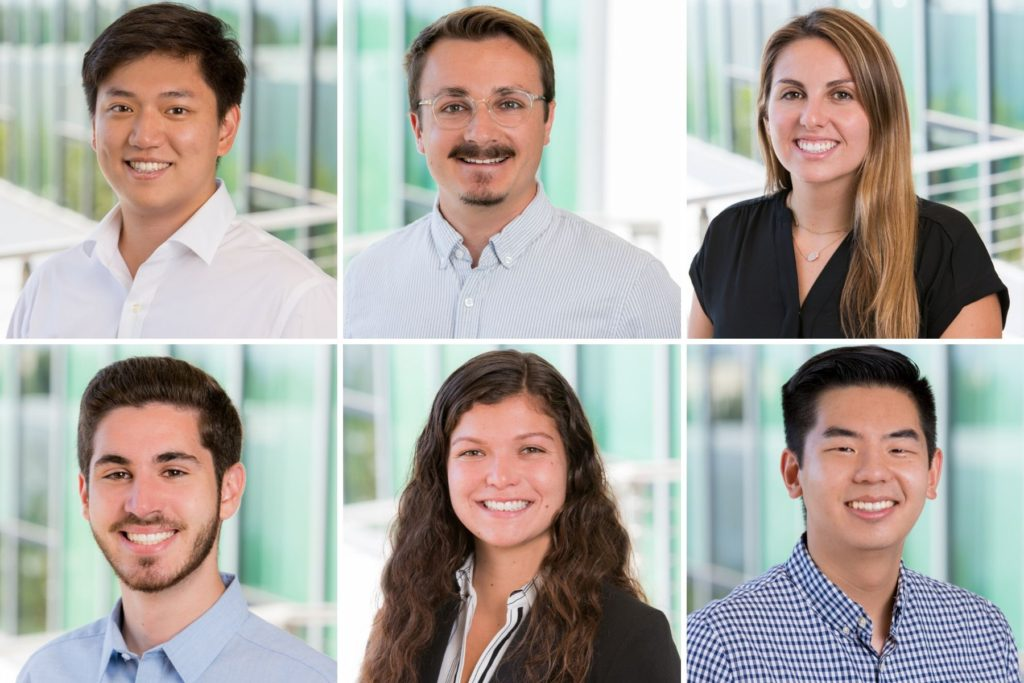 I worked with Viasat's University Relations team to create headshots for all of their interns.