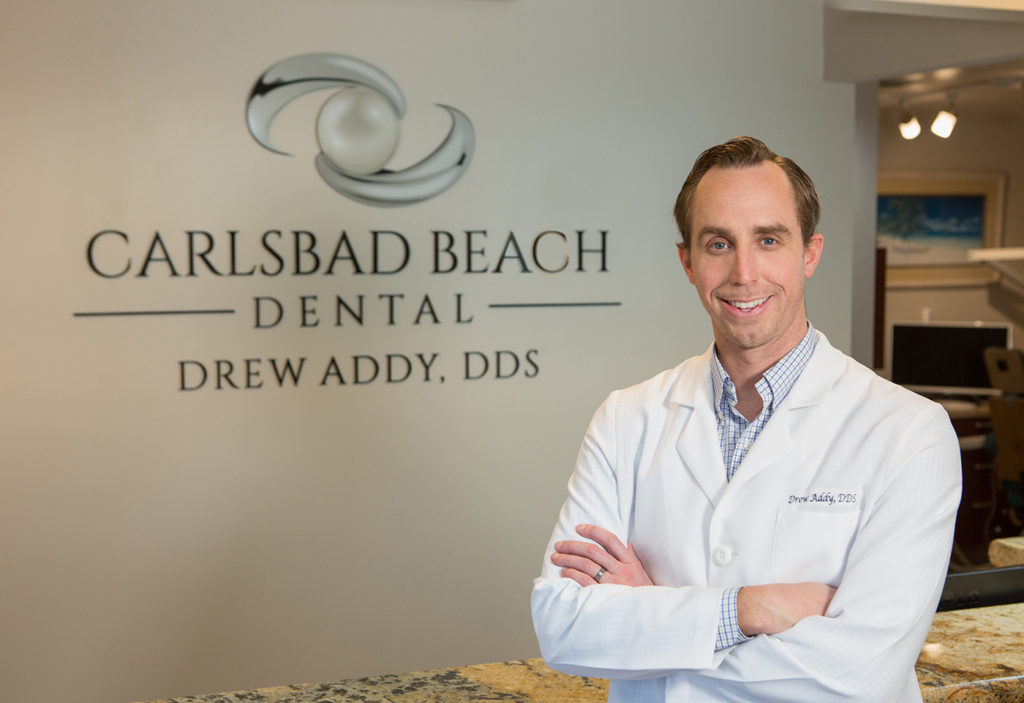 headshots and team photos for san diego dentist
