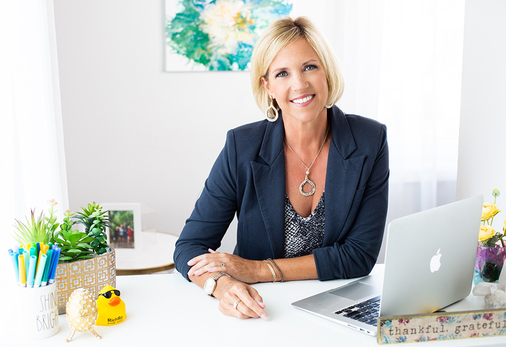 branding photos for San Diego marketing consultant