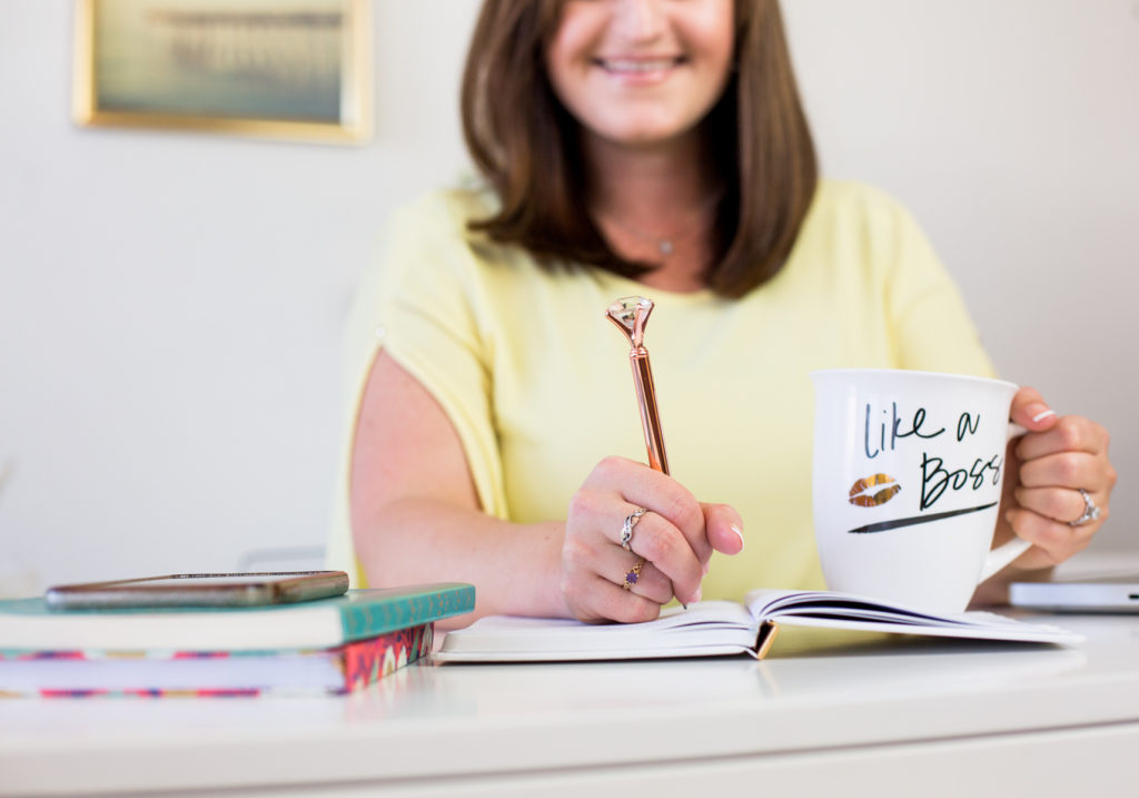 branding photos for San Diego virtual assistant