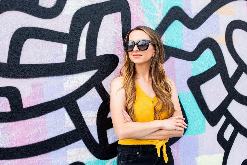 Branding photos for entrepreneur, author, and podcast host