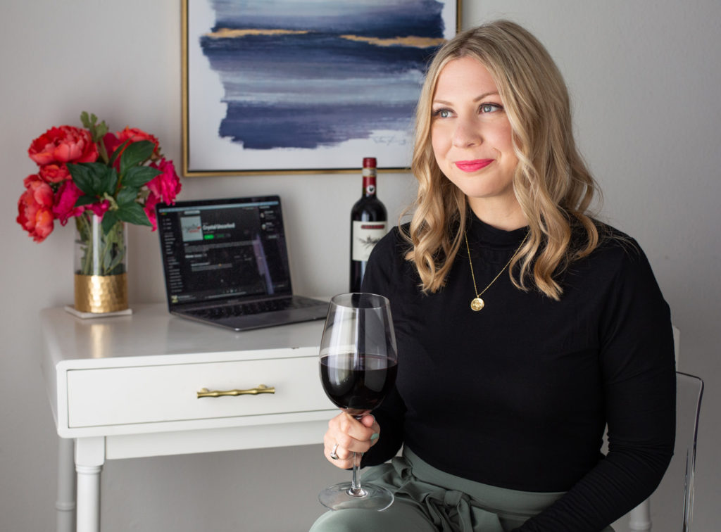 Marketing & branding photos for Crystal Uncorked