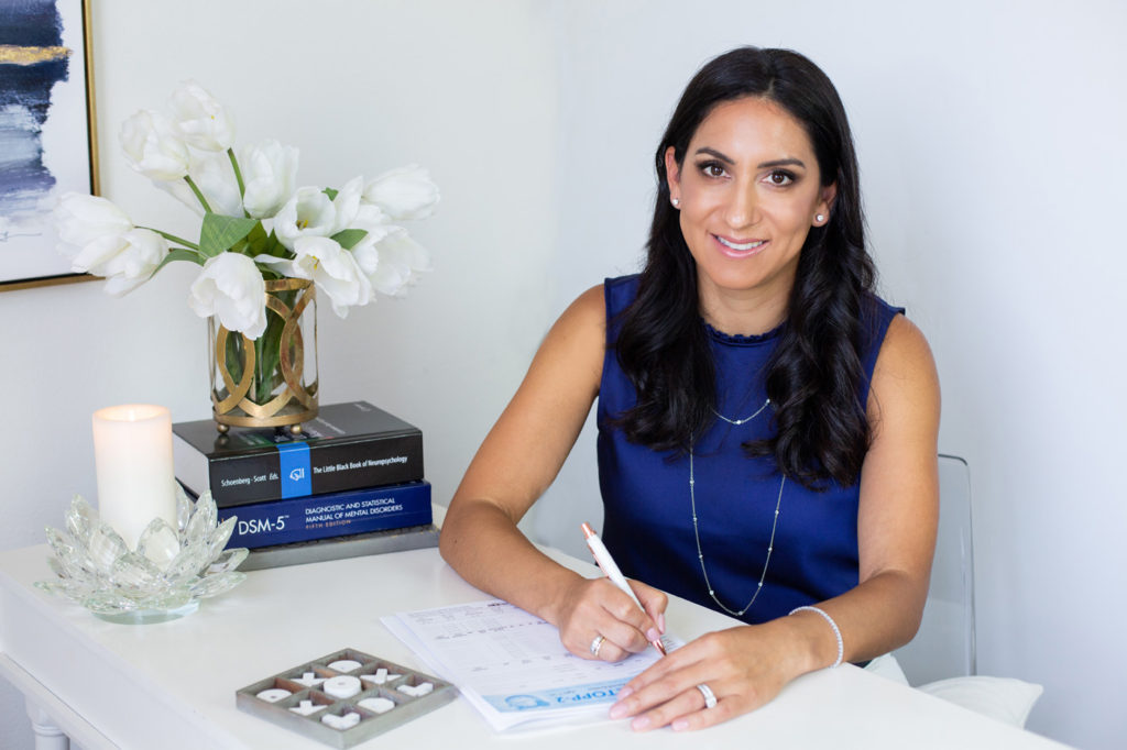 Personal branding photos for San Diego psychologist
