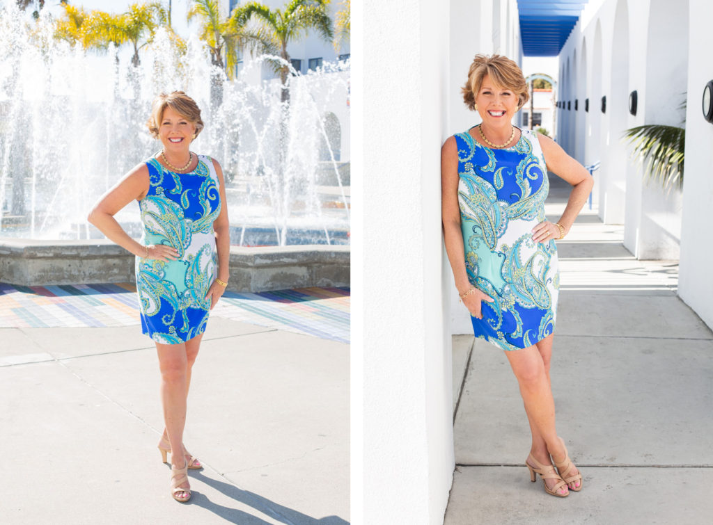 Personal branding photos for San Diego financial planner
