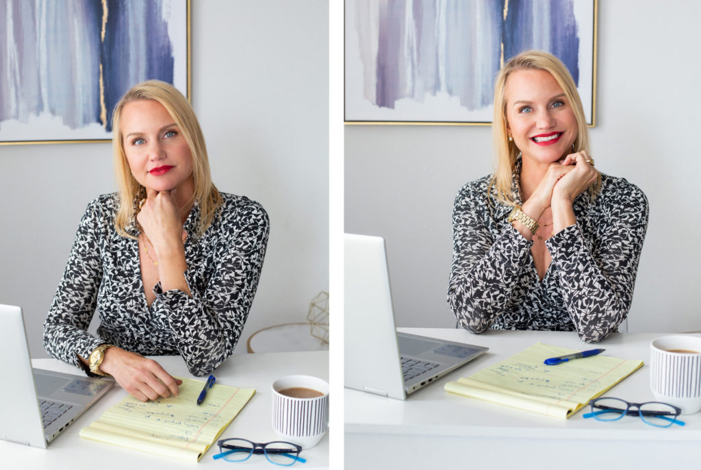 Personal branding photos for San Diego attorney